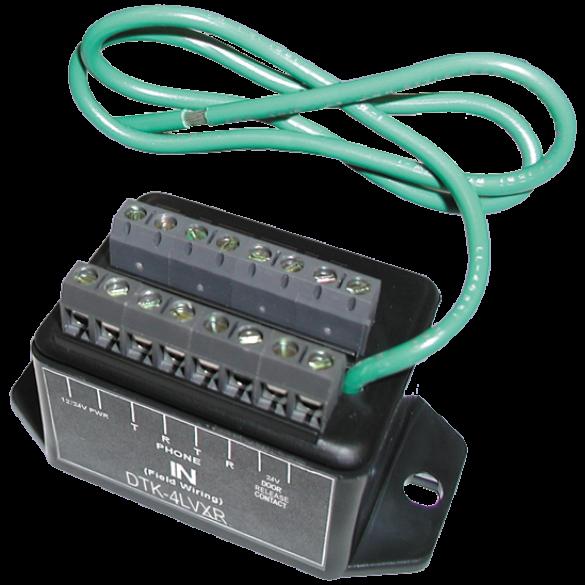 Secura Key DTK-XR Surge Suppressor for SK-ACPE or SK-MRCP