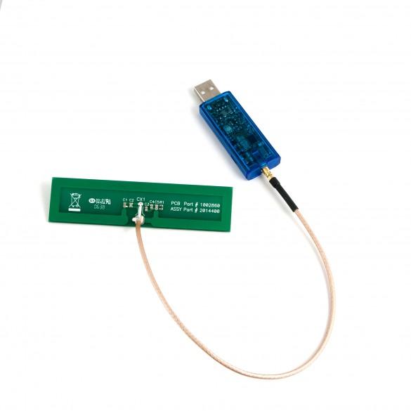 Secura Key ET9-USB-1 Contactless Smart Card Reader/Writer Flash Drive Housing w/ USB Interface