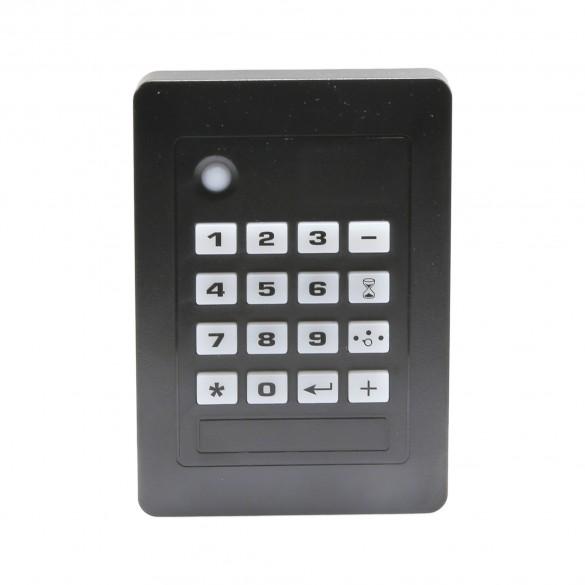 Secura Key RK600 Standalone Proximity Card Reader & Keypad w/ Auto Tuning for Superior Read Range