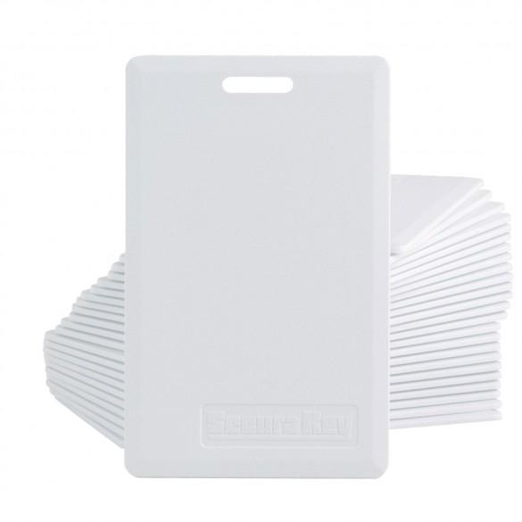 Secura Key RKCM-02-PK25 Molded Cards