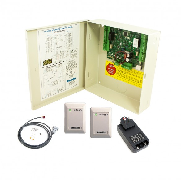 SecuraKey e-ACCESS 4 Access Control System ADD-ON KIT