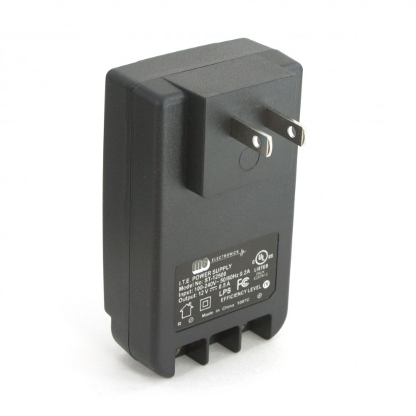 Securakey RK-PS - 12VDC 500 mA Plug-in Power Supply