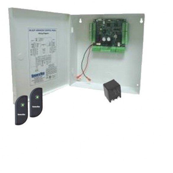 Secura Key SYSKIT-3 Two-Door LF Access Control Add-On Kit With 2 Mullion Readers (No Cards)
