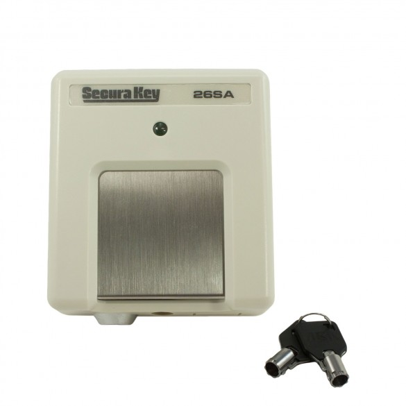 Secura Key 26SASM Barium Ferrite Single-Door Card Access Control Unit