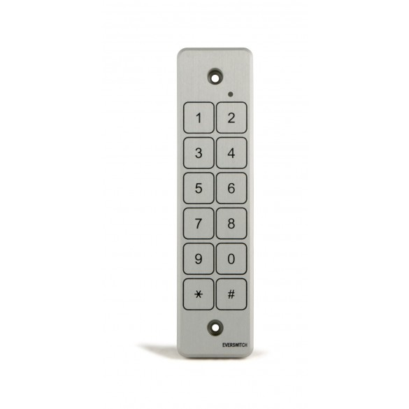 Secura Key SK-KPM Secure Digital Keypad with Wiegand Output (Mullion)
