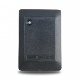 Secura Key RKDT-WS Dual Technology Surface Mount Proximity Reader (Switchplate) w/ Weather-Resistant Housing