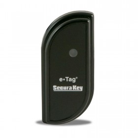 Secura Key ET-WXM e*Tag Mini-Mullion Contactless Reader w/ Standard Wiegand Output