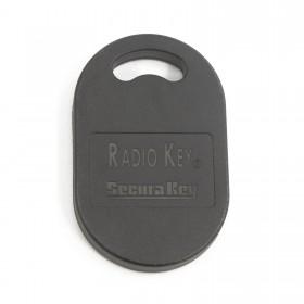 Secura Key RKKT-02 Proximity Key Tag Encoded w/ 26- or 32-Bit Access Control Data