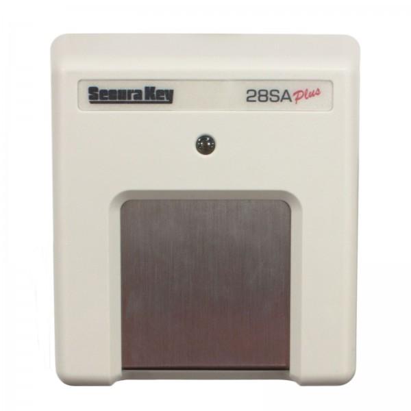 Secua Key 28SA Plus Barium Ferrite Single-Door Card Access Control Unit