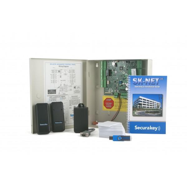 Secura Key e-ACCESS 1 Access Control System Kit
