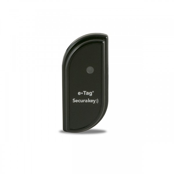 Secura Key ET-WRM High Frequency Smart Card Reader/Writer w/ RS-232 and Wiegand Interface (Mini-Mullion)