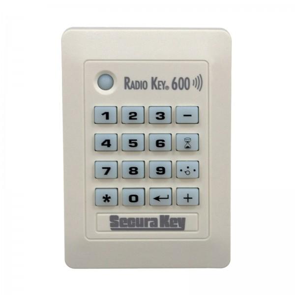 Standalone Proximity Card Reader & Keypad - Secura Key RK-600