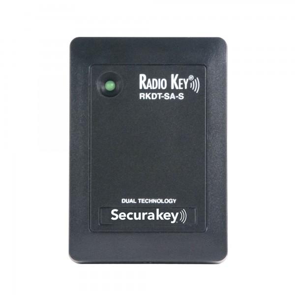 Secura Key RKDT-SA-S Radio Key Dual Technology Proximity Reader (Switchplate)