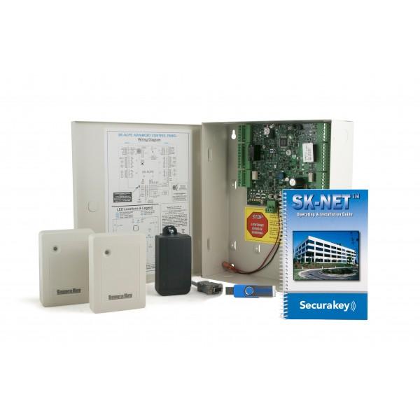 SecuraKey e-ACCESS 6 Access Control System STARTER KIT