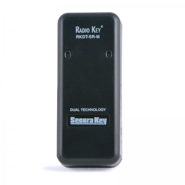 Secura Key RKDT-SR-M Dual Technology Surface Mount Proximity Reader (Mullion) Reads Securakey Or HID® Formatted Cards