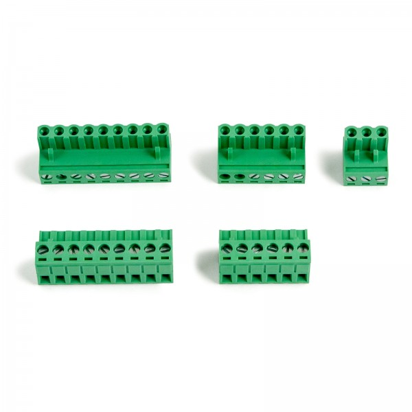 Secura Key SK-ACP-CON Complete Set of Connectors for SK-ACP-PCBA and SK-ACPE-PCBA