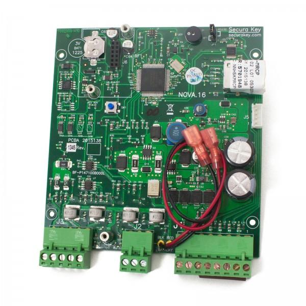 NOVA.16 Control Panel with Connectors