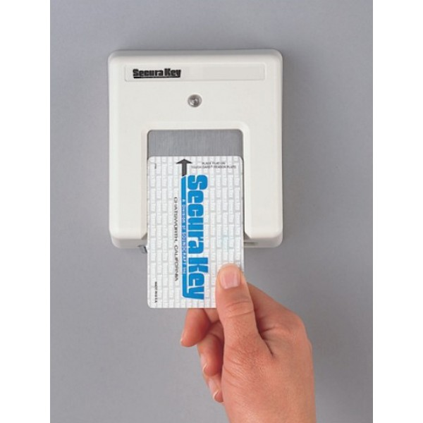 Secura Key SK028WOGV-FMT19 Surface Mount TouchCard Reader for Casi-Rusco Systems (Format = 19)