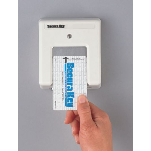 Secura Key SK-028WSM30 Surface Mount Card Reader for Mosler Linx Systems, Surface Housing (Format = 30)