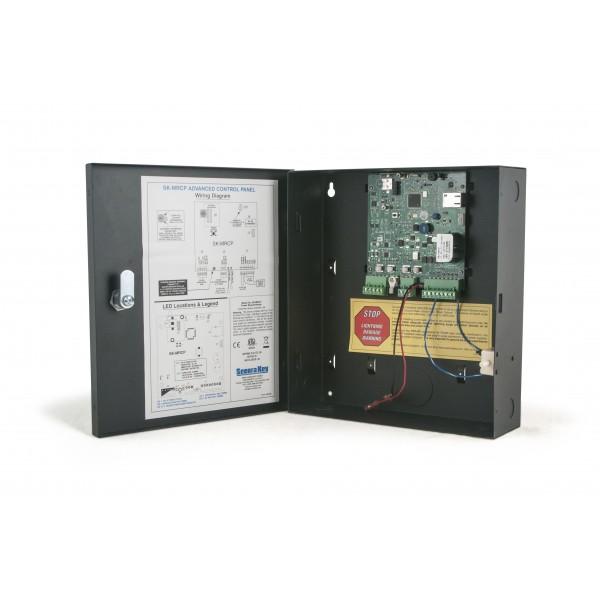 Secura Key SK-MRCP-LE NOVA.16 Control Panel w/ Connectors & Enclosure