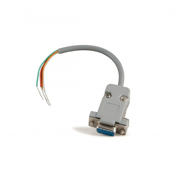 "Secura Key SK-PLUG9 DB9 Female 6"" Pigtail Computer Connector"