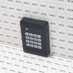 Secura Key RK600 Standalone Proximity Card Reader & Keypad w/ Auto Tuning for Superior Read Range (Grid Shown For Scale)